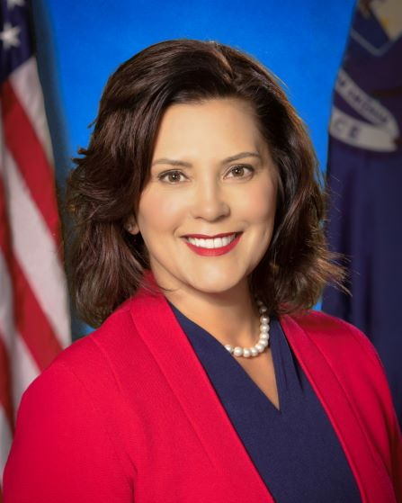 Gretchen Whitmer Headshot